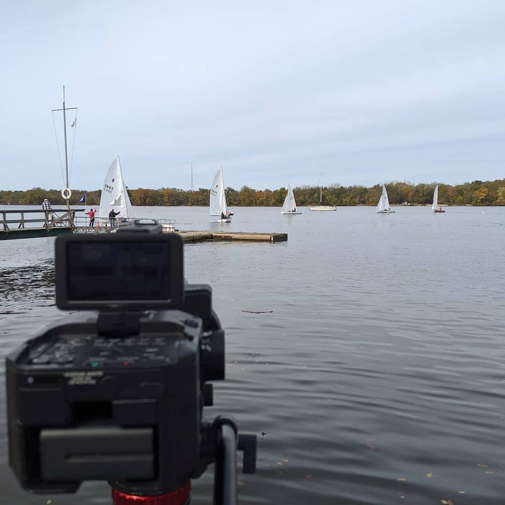 video on waterfront